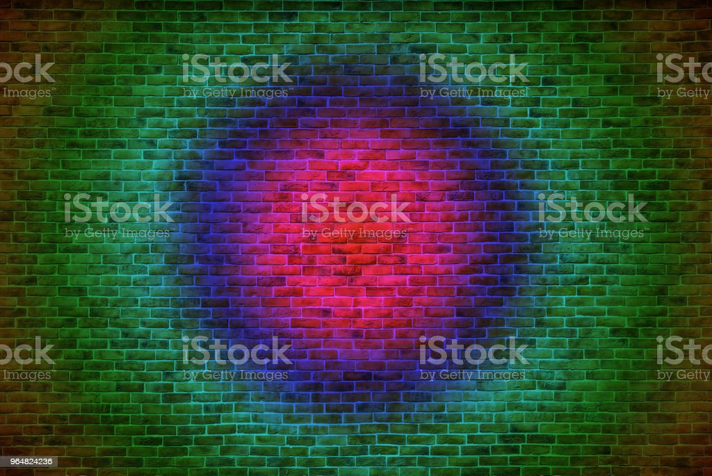 Brick wall texture background, May use to interior design royalty-free stock photo
