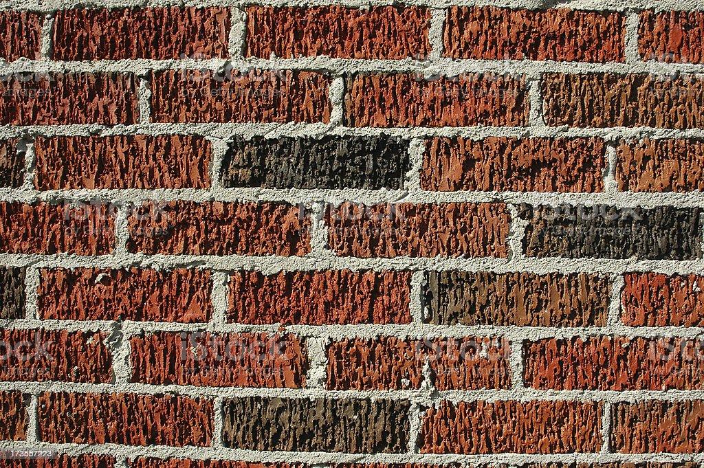 Brick Wall Texture Background royalty-free stock photo