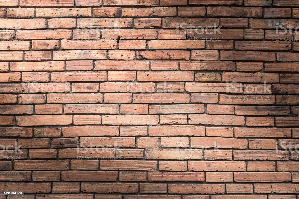 Tegel vägg textur eller tegel vägg bakgrund. tegelvägg för interiör exteriör dekoration och industribyggnation konceptdesign. tegel vägg motiv som uppstår naturligt. - Royaltyfri Abstrakt Bildbanksbilder