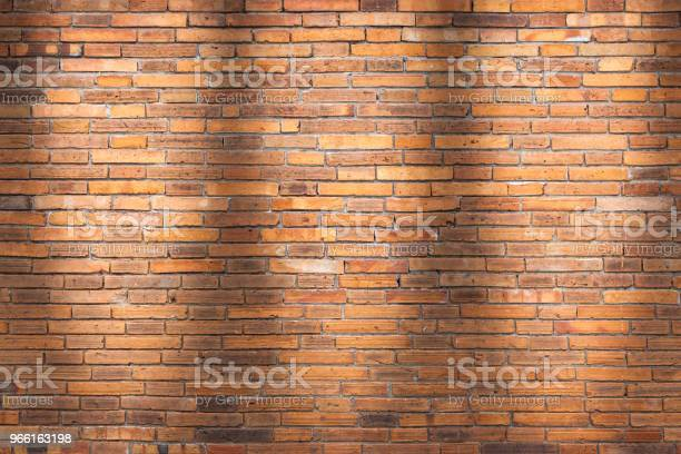 Texture Del Muro Di Mattoni O Sfondo Del Muro Di Mattoni Muro Di Mattoni Per Decorazione Esterna Interna E Design Del Concetto Di Costruzione Industriale Motivi Murali In Mattoni Che Si Verificano Naturali - Fotografie stock e altre immagini di Antico - Vecchio stile