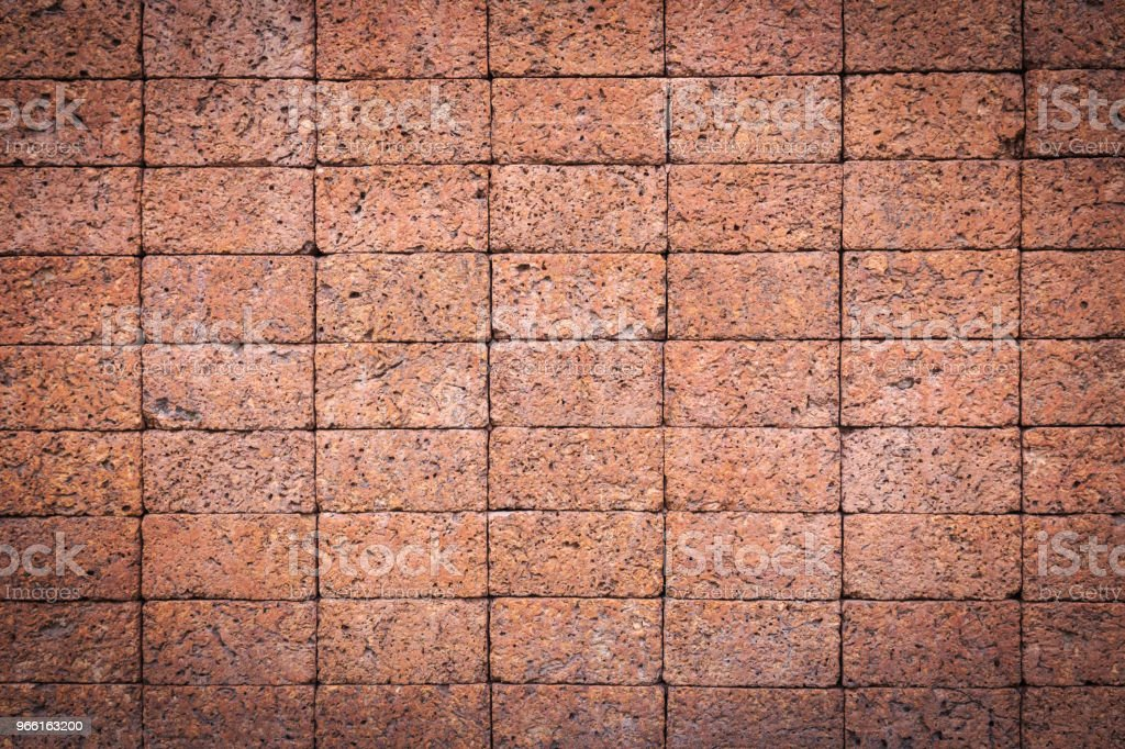 Brick wall texture or brick wall background. brick wall for interior exterior decoration and industrial construction concept design. brick wall motifs that occurs natural. - Royalty-free Abstrato Foto de stock