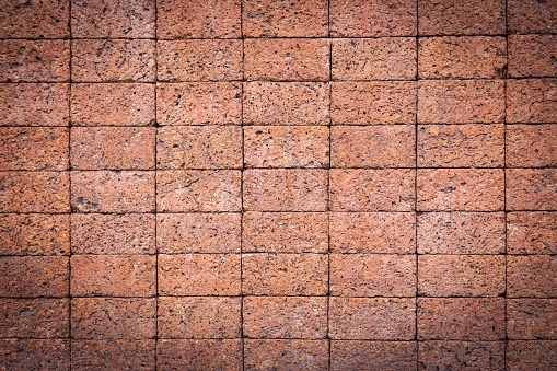 Brick Wall Texture Or Brick Wall Background Brick Wall For Interior Exterior Decoration And Industrial Construction Concept Design Brick Wall Motifs That Occurs Natural Stock Photo - Download Image Now