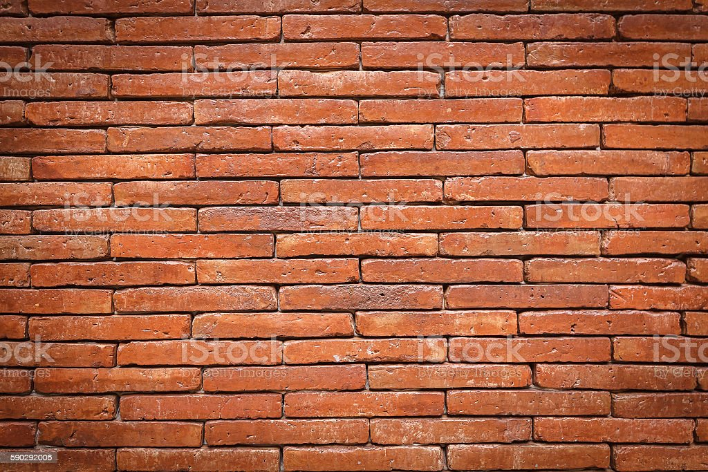Brick wall texture pattern or brick wall background. royaltyfri bildbanksbilder