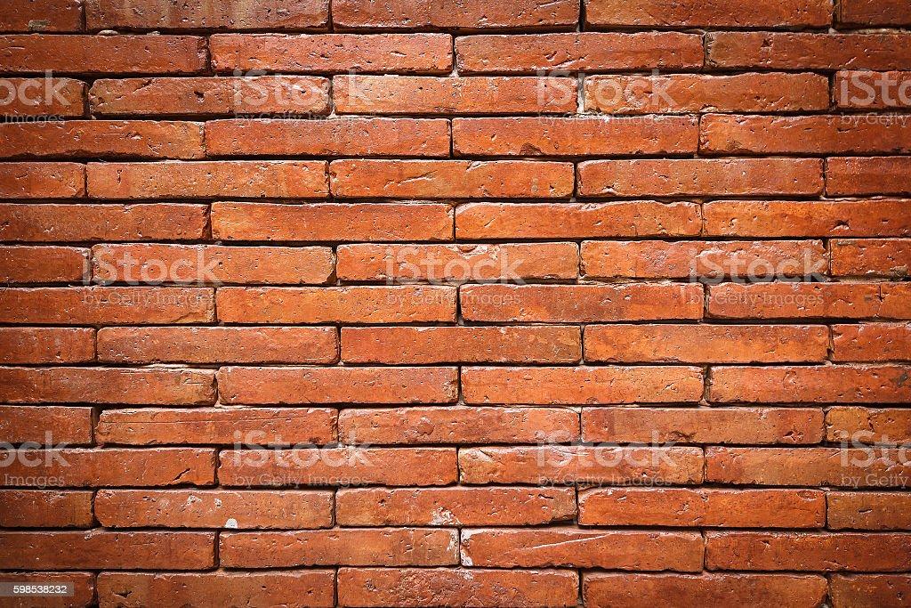 Brick wall texture pattern or brick wall background. photo libre de droits