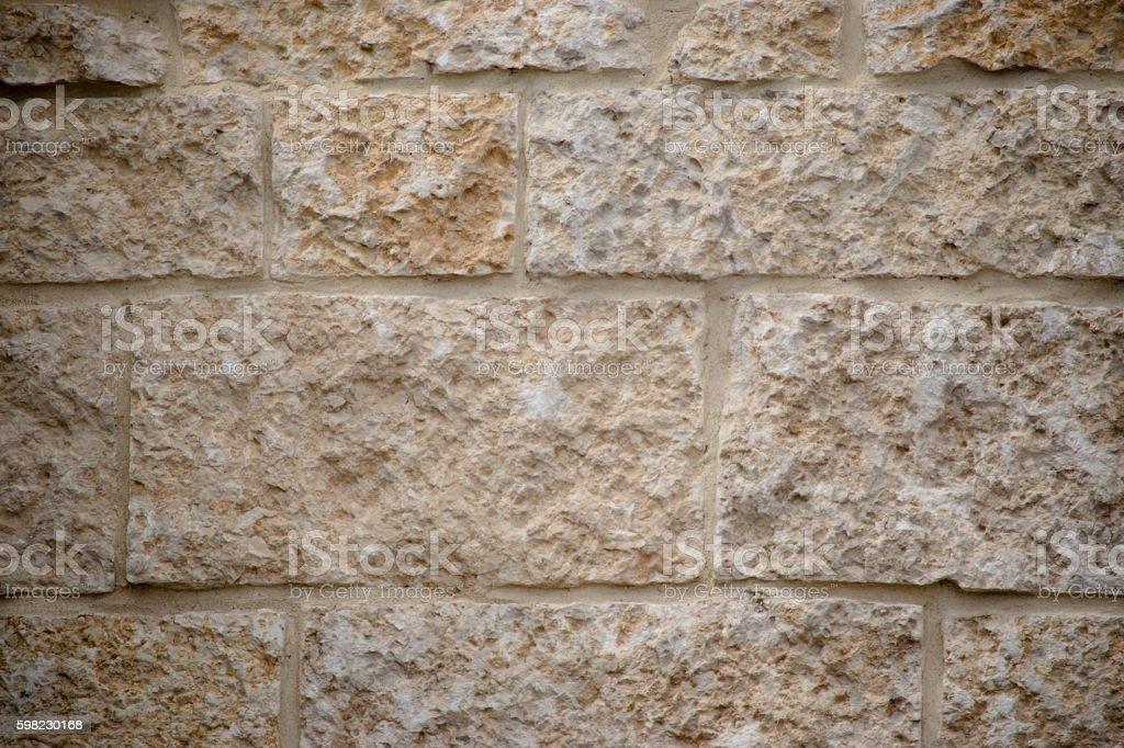 Textura de parede de tijolo foto royalty-free