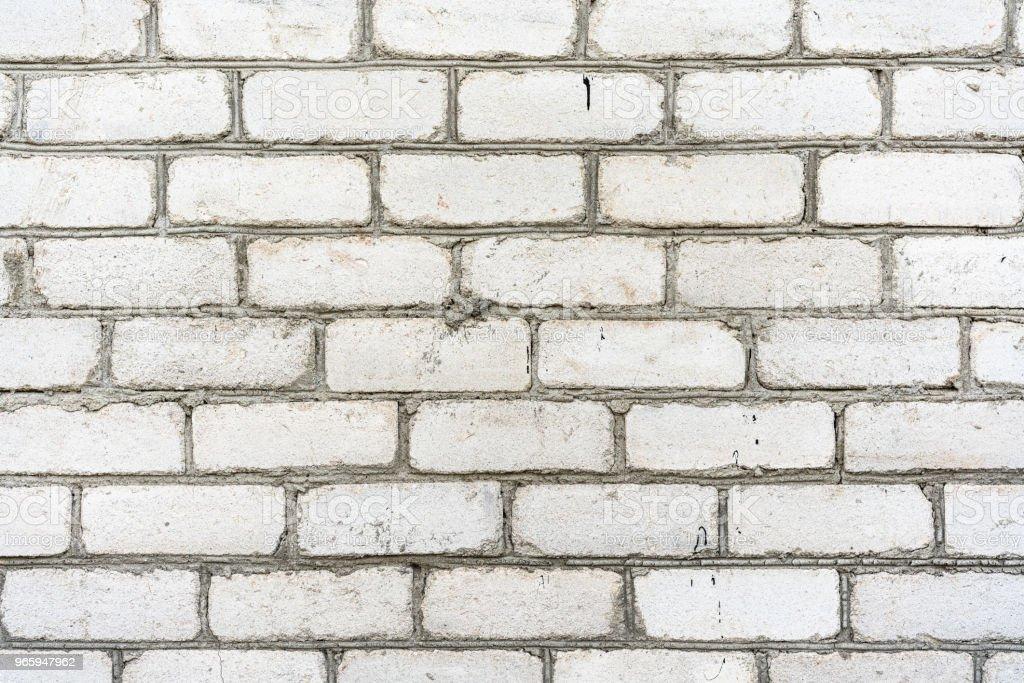 Baksteen muur textuur - Royalty-free Achtergrond - Thema Stockfoto