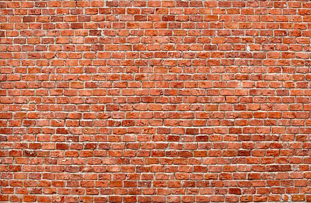 brick wall textured - tuğla stok fotoğraflar ve resimler