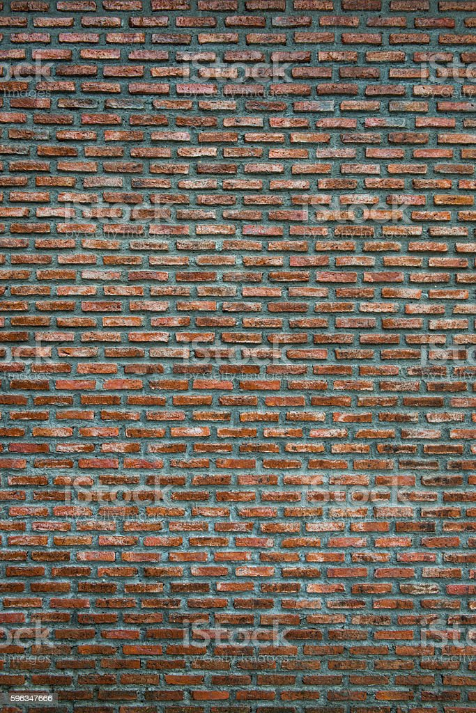 Brick Wallpaper Background royalty-free stock photo