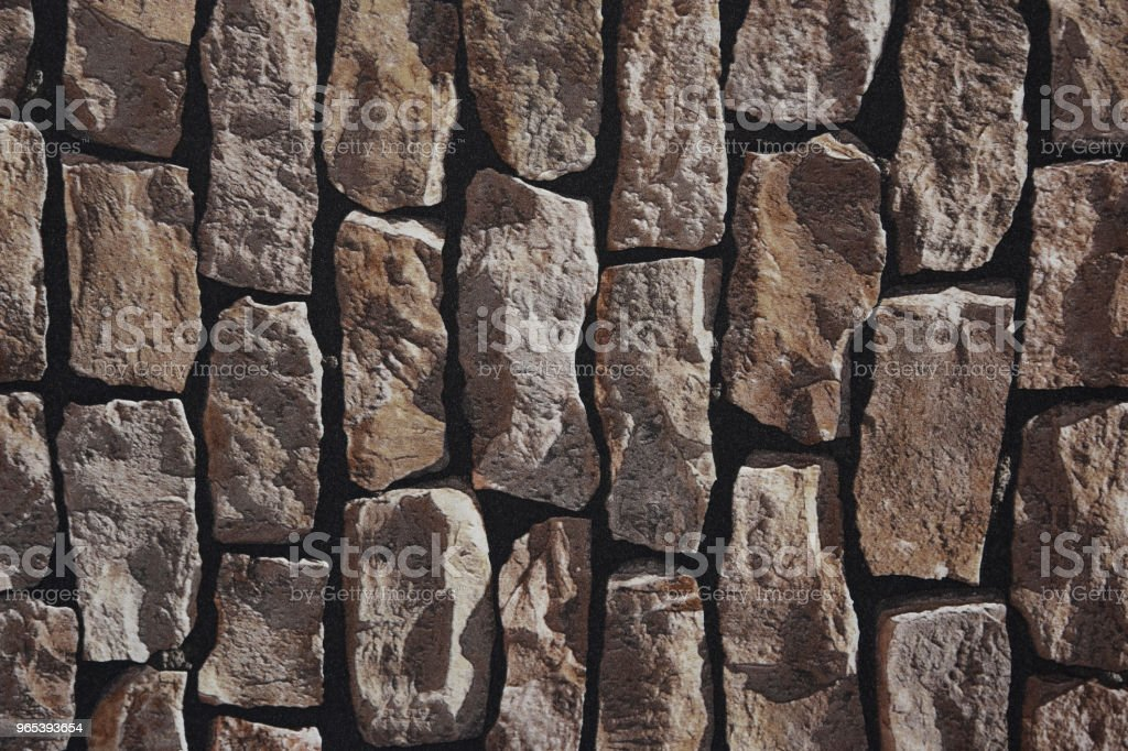 Brick Walls, Living Space is the background zbiór zdjęć royalty-free
