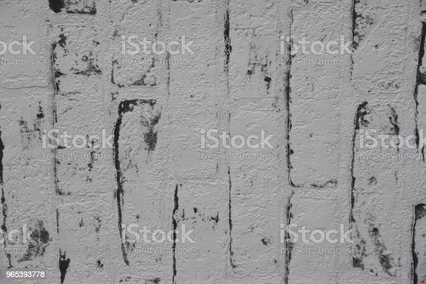 Ziegelwände Wohnfläche Ist Der Hintergrund Stockfoto und mehr Bilder von Alt