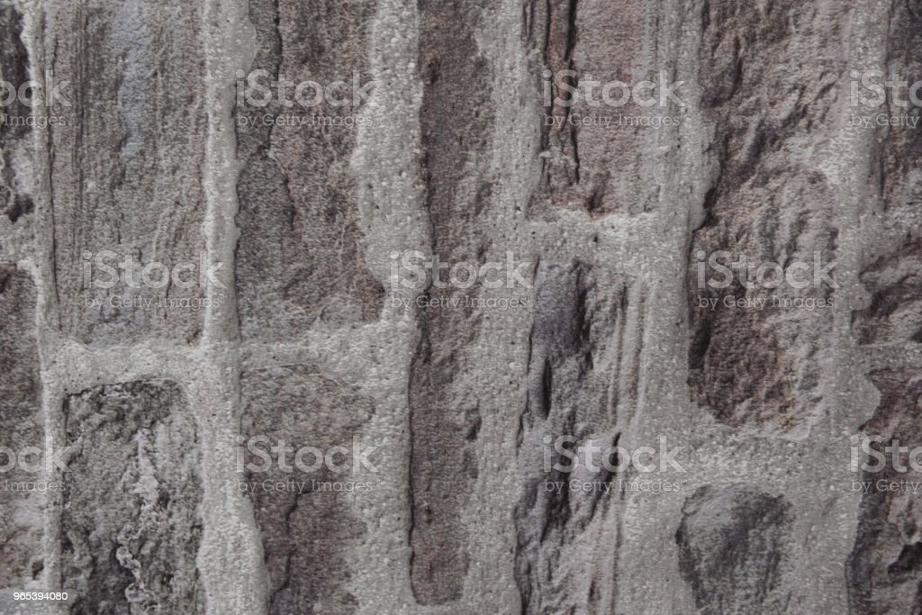 Brick Walls, Living Space is the background royalty-free stock photo