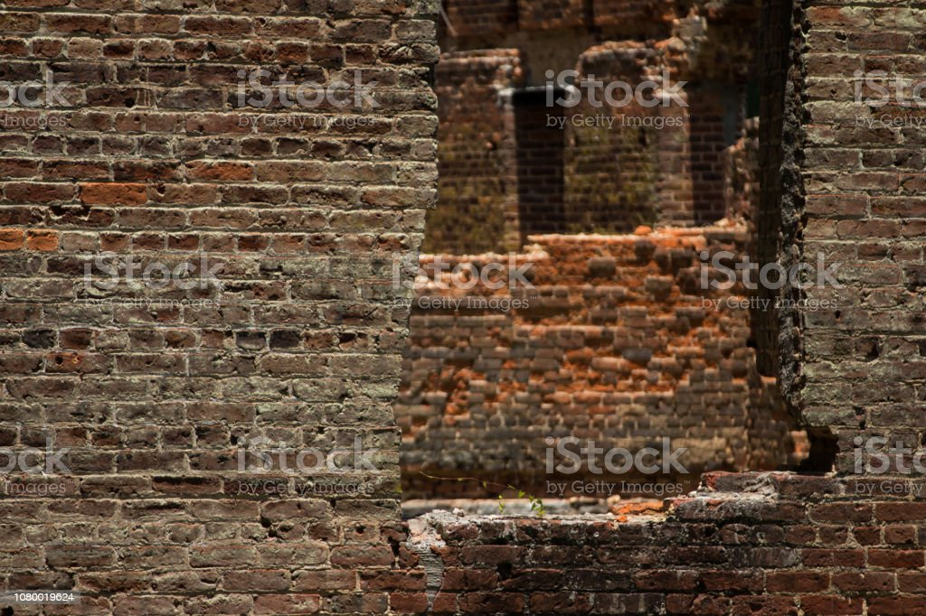 Brick Walls stock photo