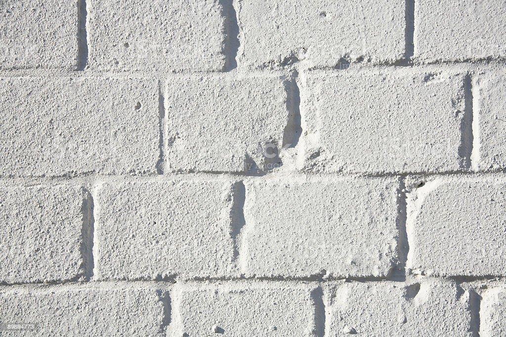 Кирпич белый стена Стоковые фото Стоковая фотография