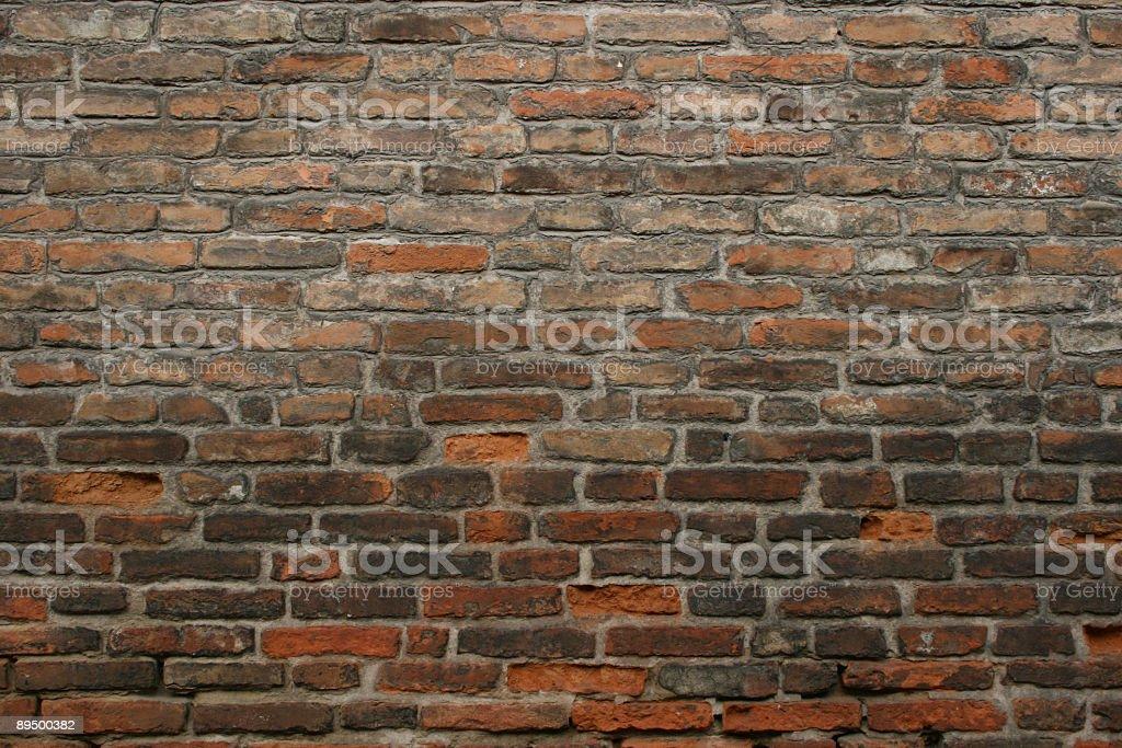 Bricked ściany tekstura 2 zbiór zdjęć royalty-free