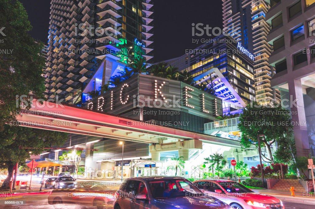 Brickell City Centre stock photo