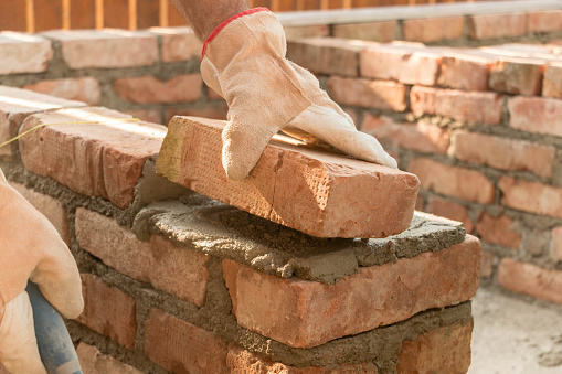 istock Bricklaying 473155834