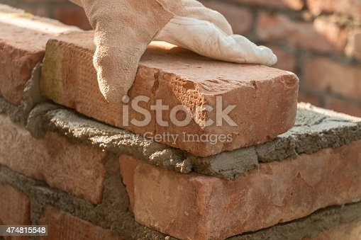 istock Bricklaying 474815548