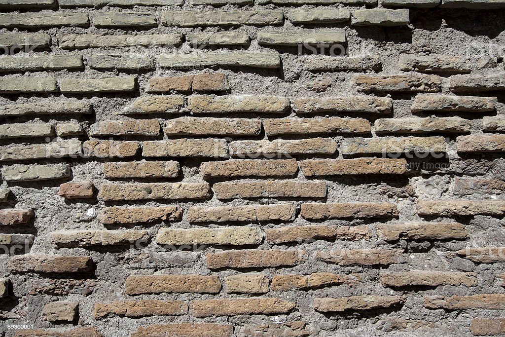 Bricklaying zbiór zdjęć royalty-free