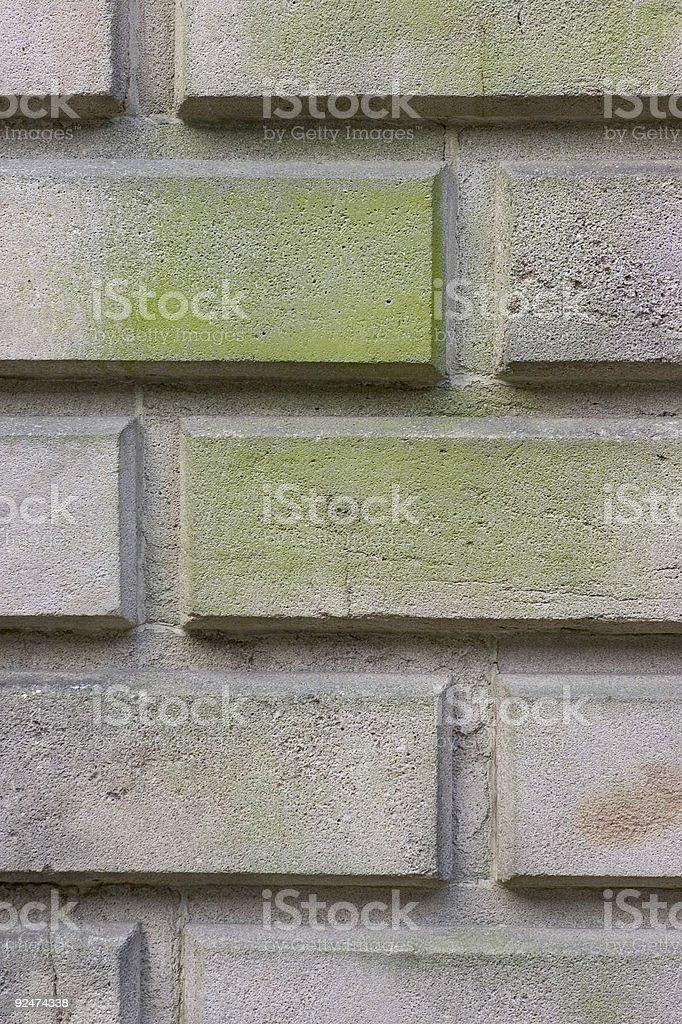 Bricks from Lyme House royalty-free stock photo