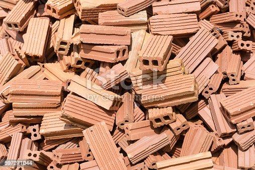Bricks Mound Stock-Fotografie und mehr Bilder von Abschied