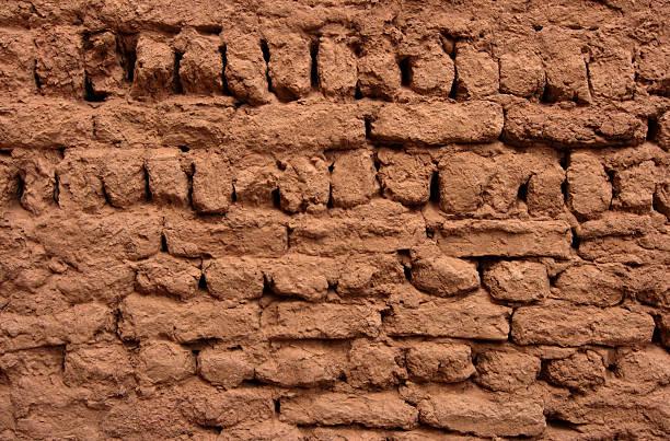 mur de briques - adobe photos et images de collection