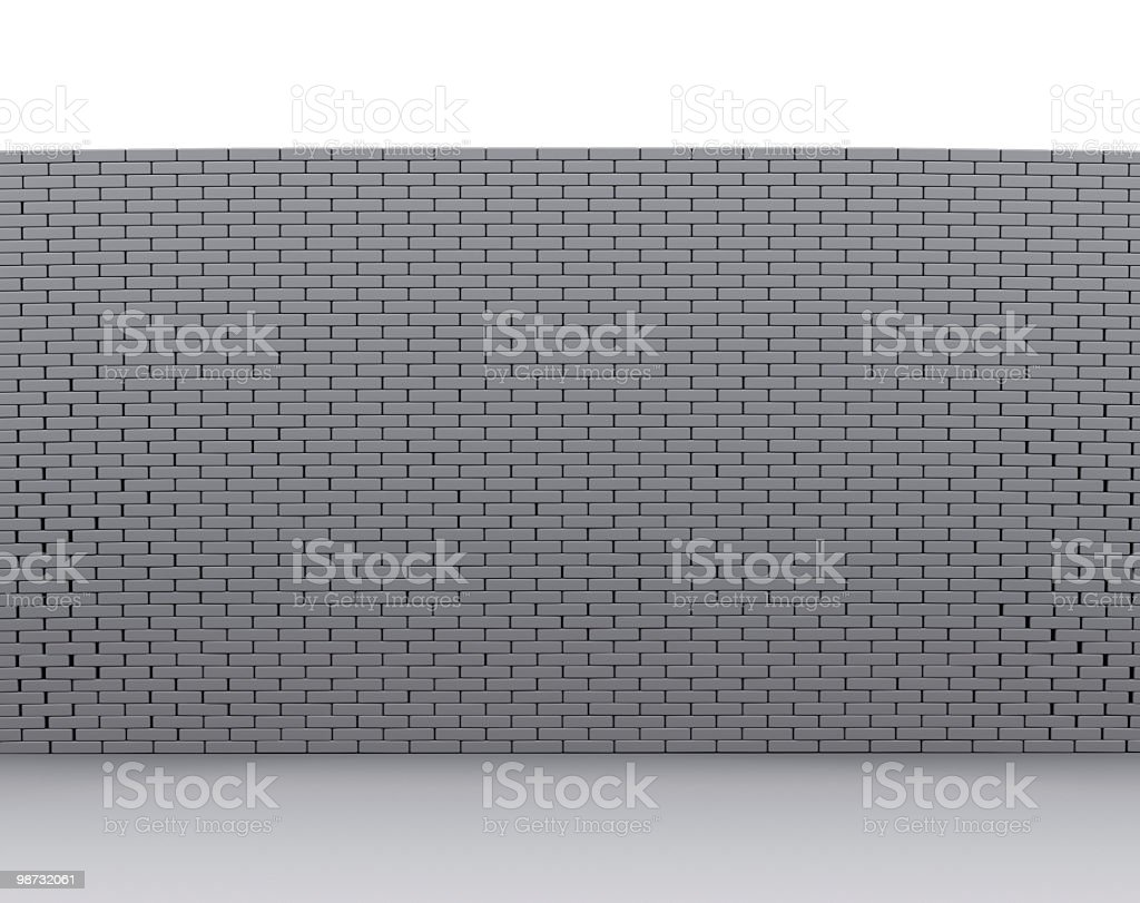 Brickwall background royalty-free stock photo