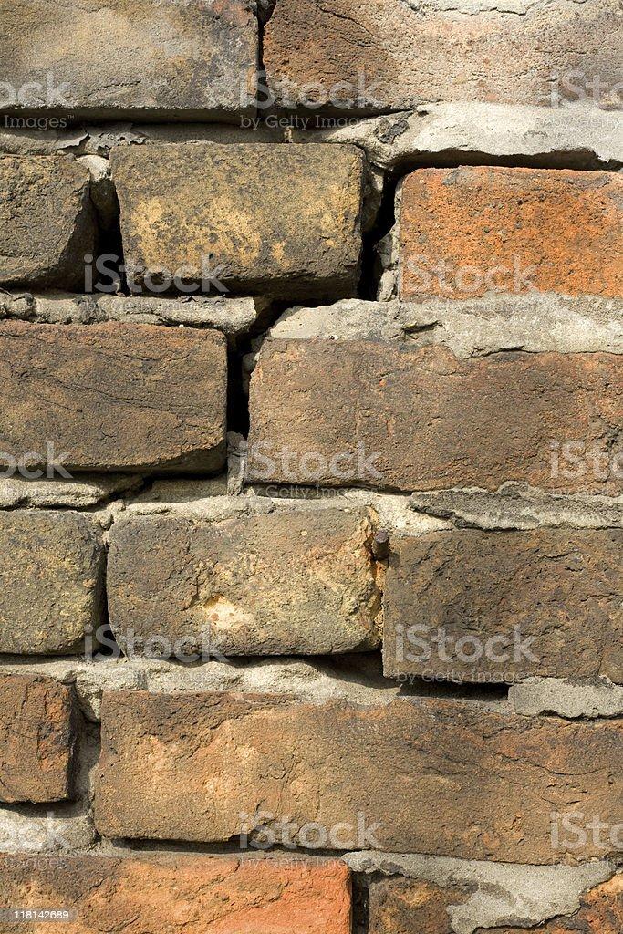 Brickwall pattern royalty-free stock photo