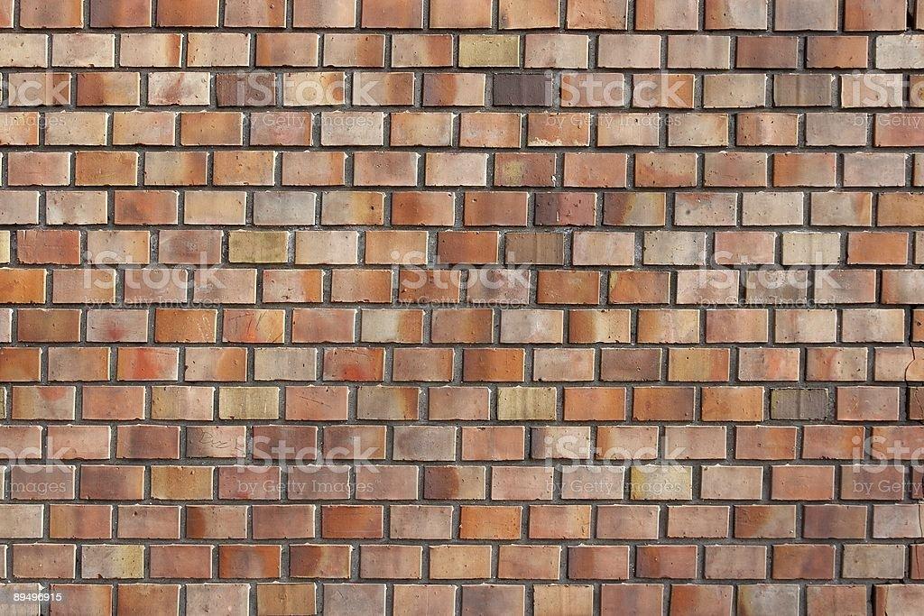 Brickwall royalty free stockfoto