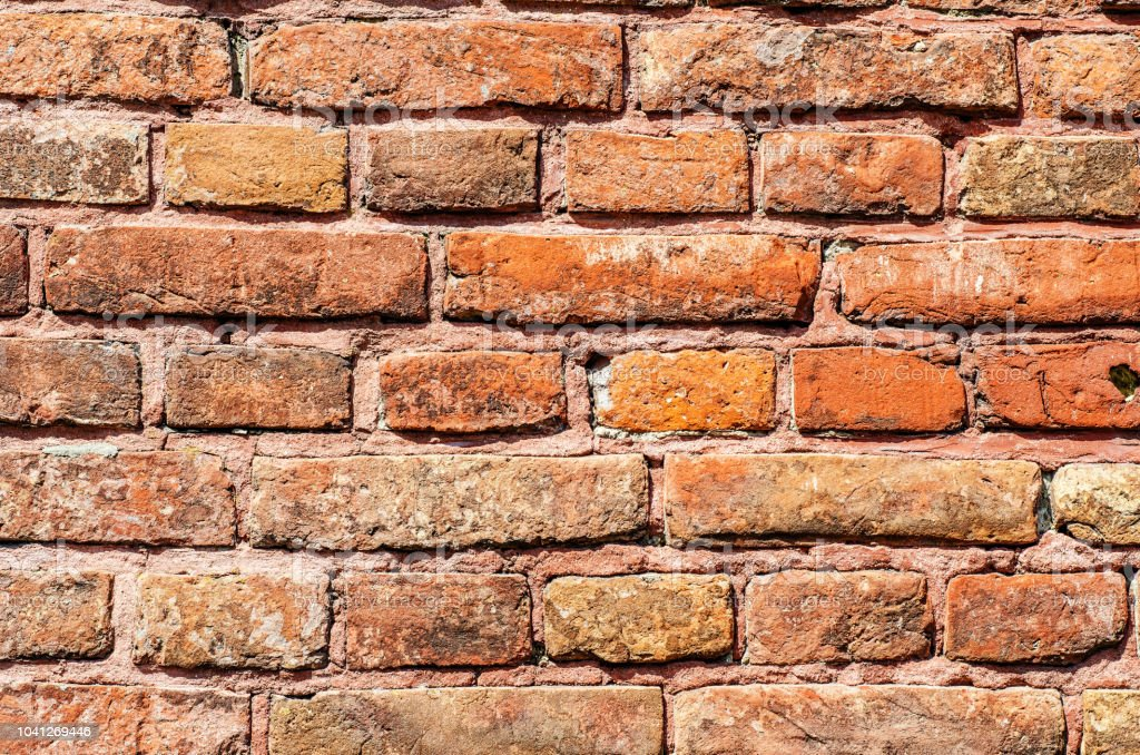 Fabulous Brickwork Old Wall Of Red Brick Building Old House Stock Download Free Architecture Designs Embacsunscenecom