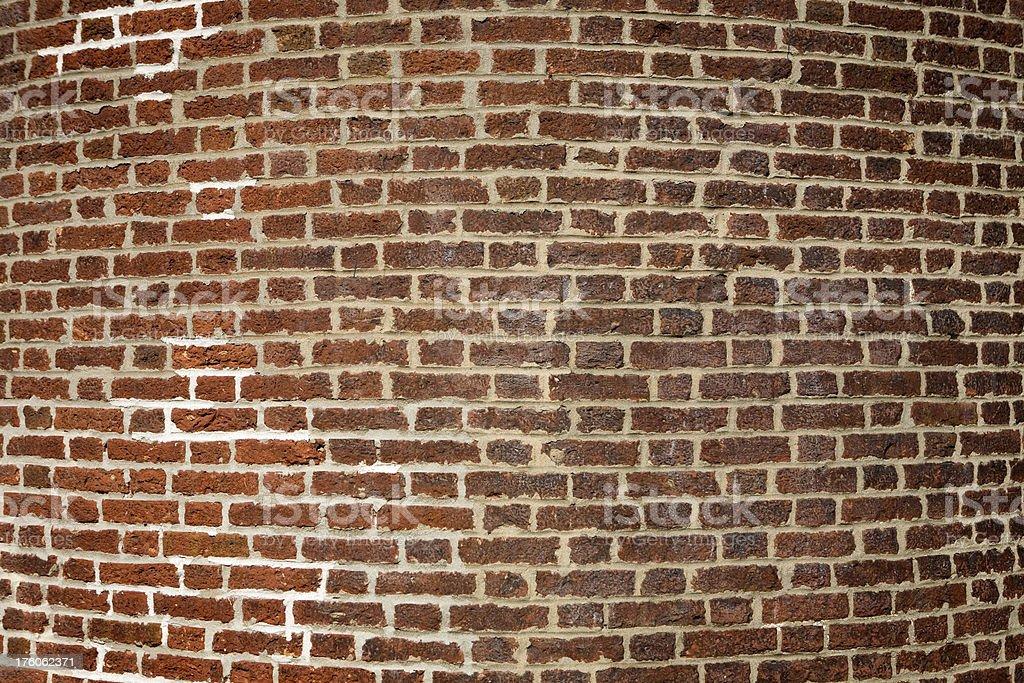 brickwork stock photo