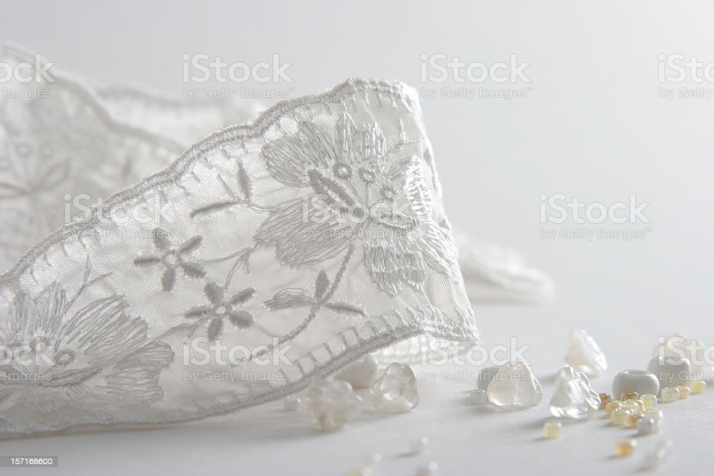 bridal accessories royalty-free stock photo