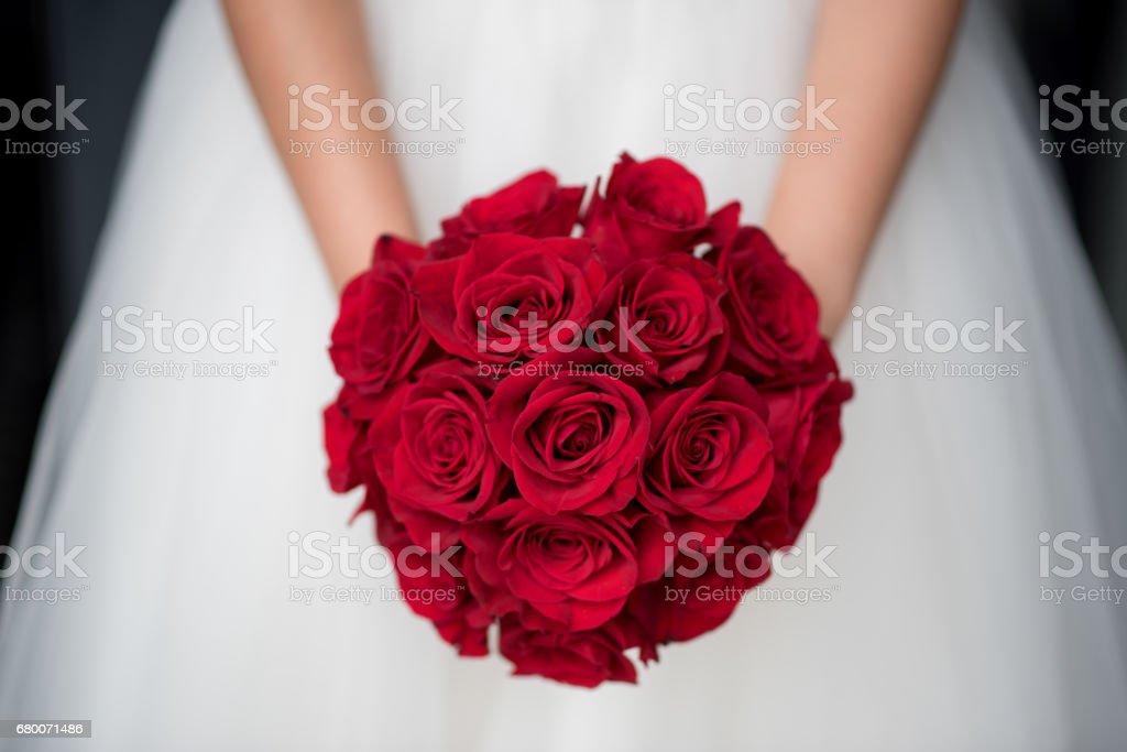 bouquet de la mariée - Photo