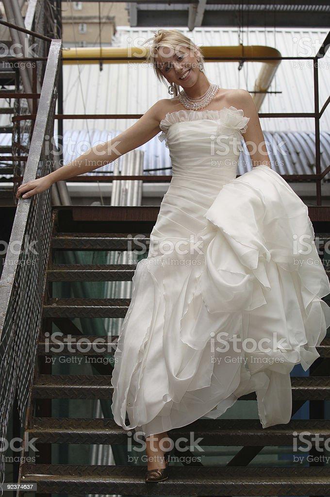 Bridal Fashion royalty-free stock photo