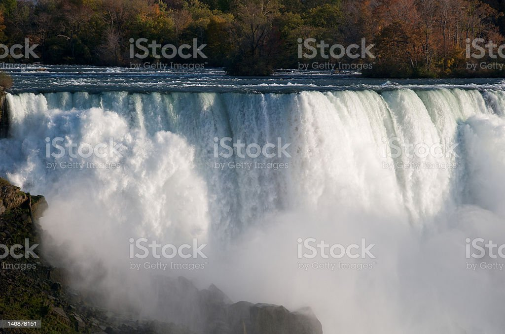 Bridal Veil Falls From Niagara Stock Photo More Pictures Of Bridal