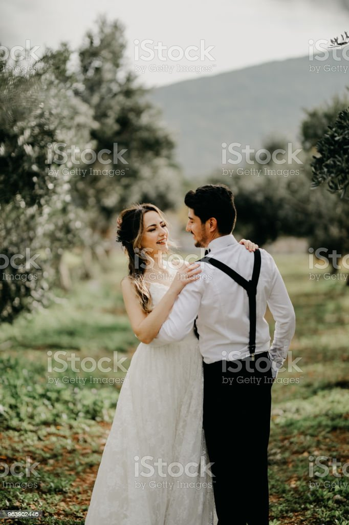 Bride and Groom - Royalty-free Adult Stock Photo