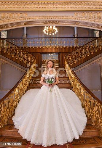 Bride, Wedding, Dress, Flower, Bouquet