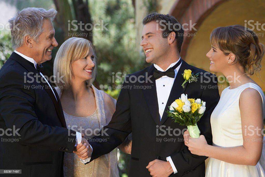 Auguri Matrimonio Genitori : Galateo del matrimonio quali sono i compiti dei genitori della