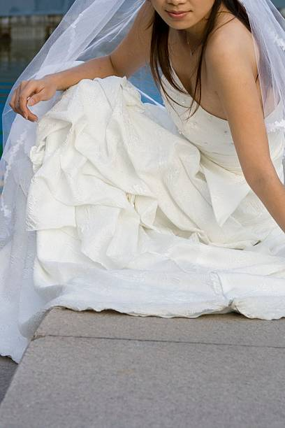 braut - shotgun wedding stock-fotos und bilder