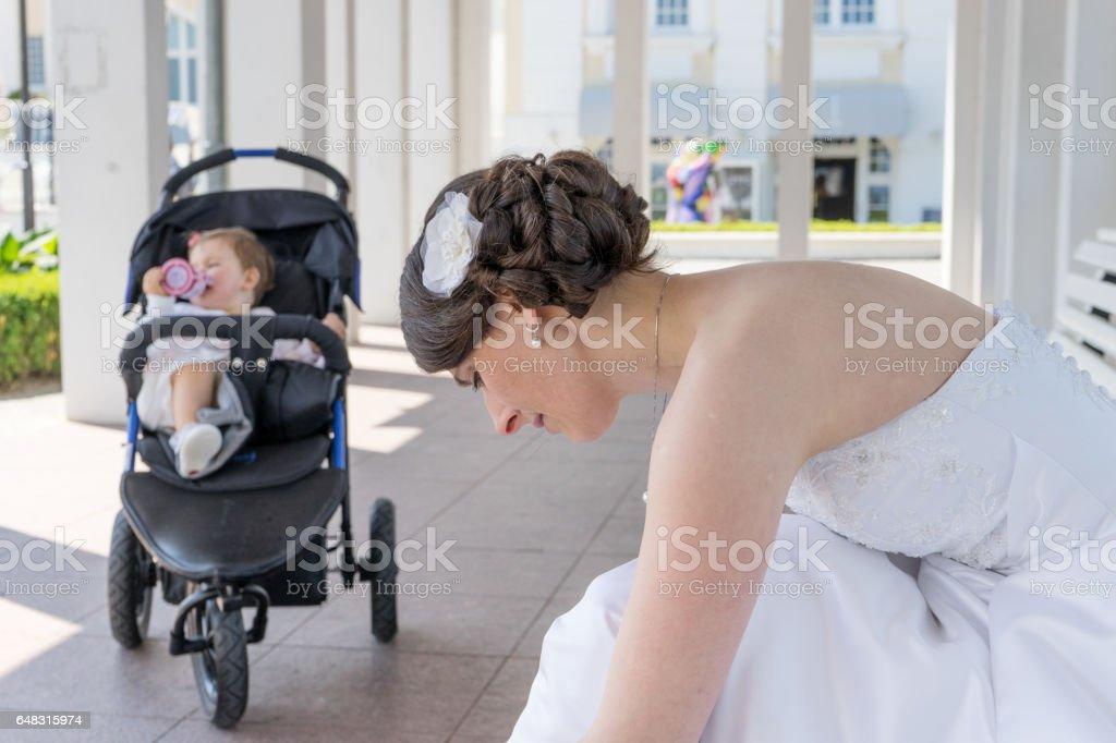 Braut  – Foto