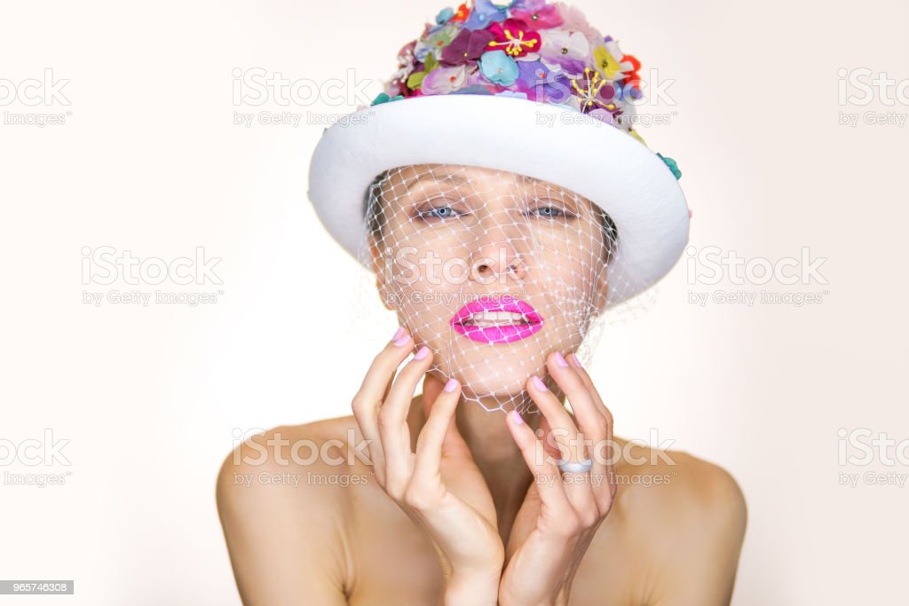 Bruid - Royalty-free Advertentie Stockfoto