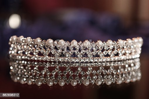 Bride crown, Crown - Headwear, Tiara, Jewelry,