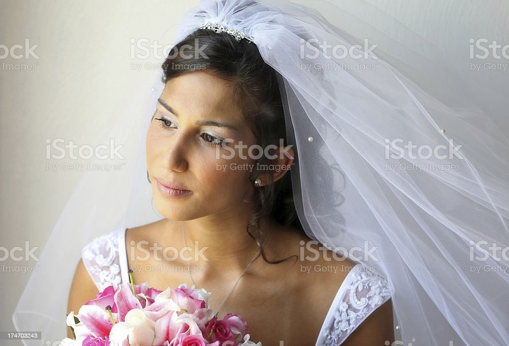 Bride   View images from same series royalty-free stock photo
