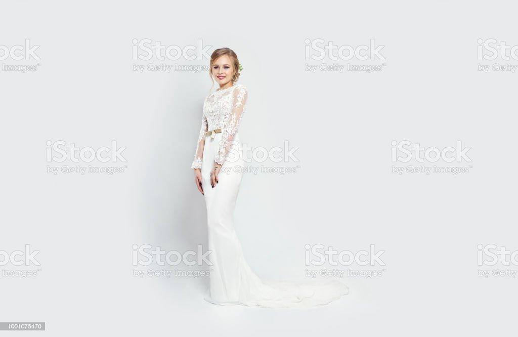 Perfekter Körper Weißes Mädchen