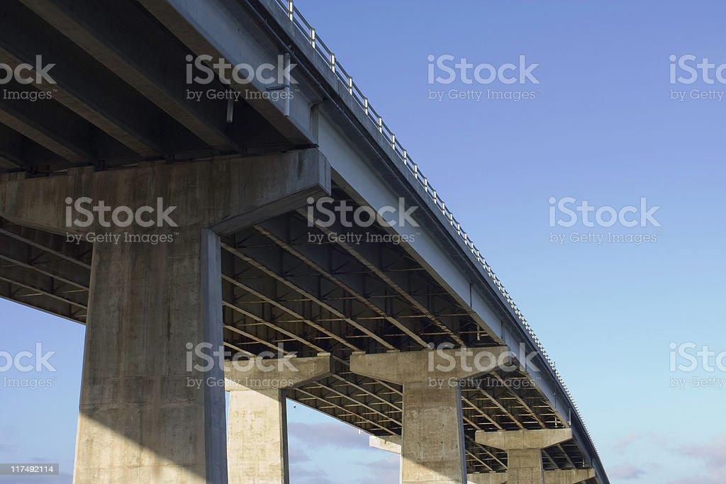 Bridge Abstract stock photo