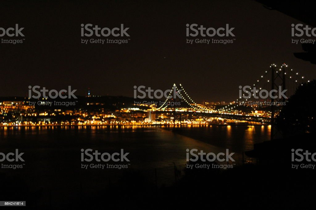 Ponte 25 de Abril stock photo