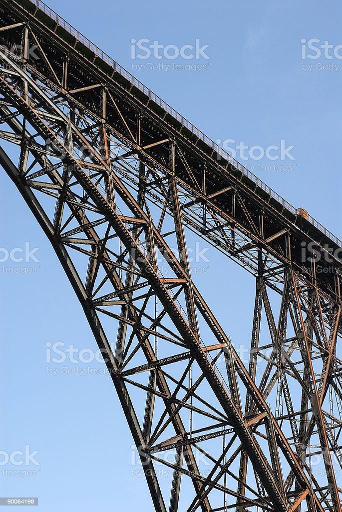 Bridge Arch stock photo
