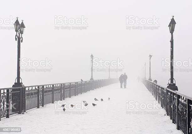 Bridge city landscape in foggy snowy winter day picture id456796583?b=1&k=6&m=456796583&s=612x612&h=fuhsazmcbkwnad idzzk6ltbq5rvjarhbyajs9ba4oo=
