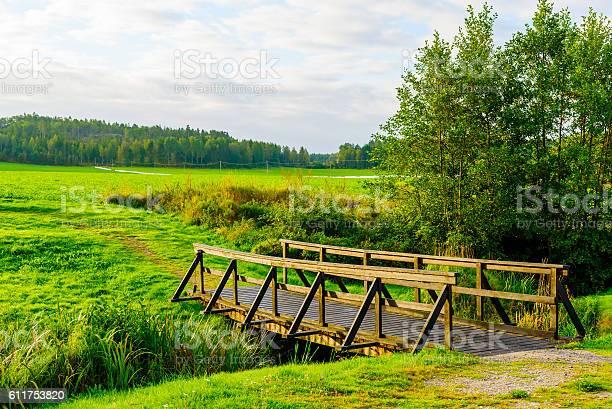 Photo of Bridge in morning sun