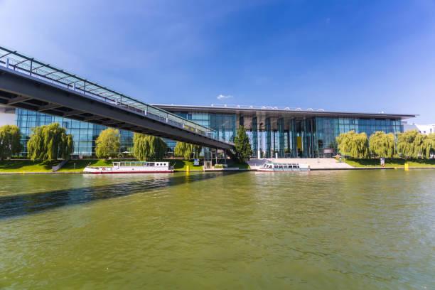 Brücke in Wolfsburg – Foto