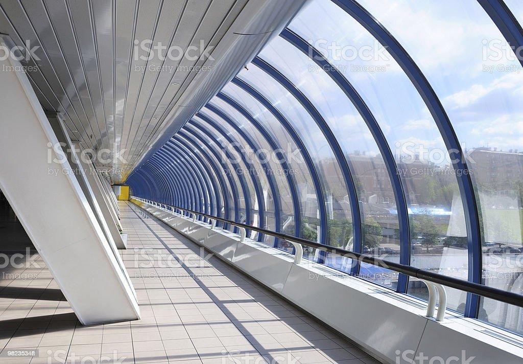 Bridge interior royalty-free stock photo